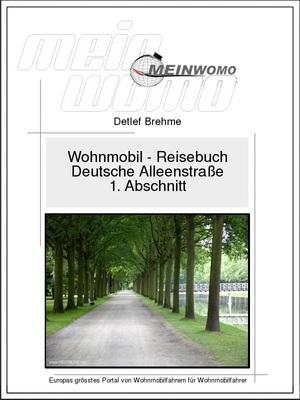 Deutschland Alleenstraße 1. Abschnitt